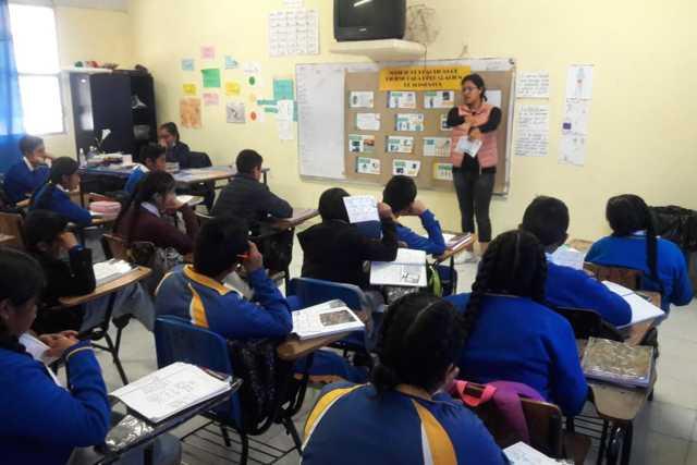 Área de nutrición del SMDIF de SPM capacita a personal de desayunadores escolares