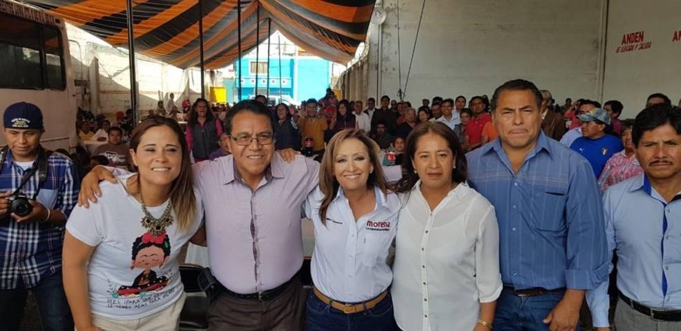 Lorena reitera compromiso en SPM