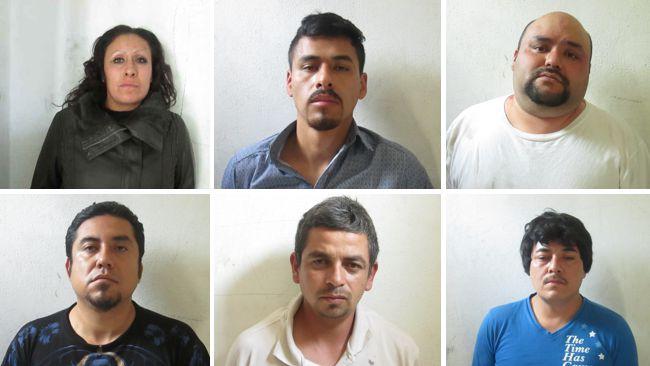Capturan policías de Tetla a banda delictiva de Hidalgo