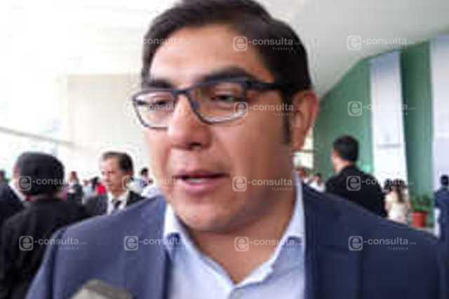 Dice presidente de Totolac que no se está robando predios en su municipio