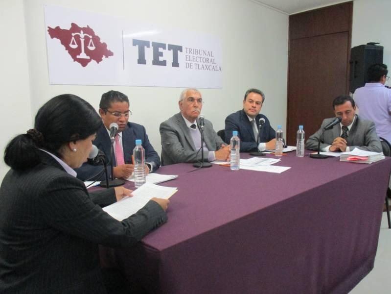 Para el TET inexistete violación a la Constitución por parte del gobernador