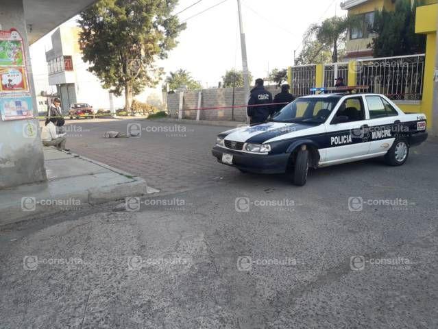 Miembro del escuadrón de la muerte pierde la vida en Tlaltelulco