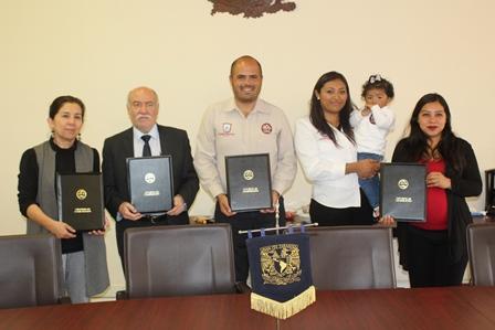 Ayuntamiento y la UNAM instalarán un centro de envejecimiento