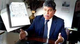 Documentos falsos validados por la Dirección de Notarías