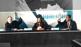 Los excesos de David Cabrera en el IAIP