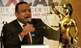 La mediocridad del procurador Aquiahuatl