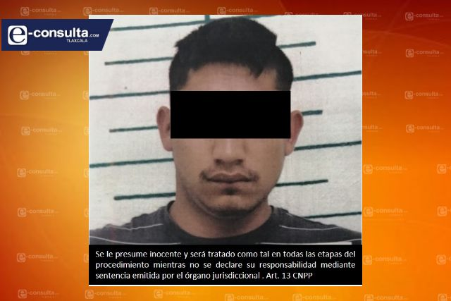 Obtiene la FGR prisión preventiva contra una persona por diversos delitos en Tlaxcala
