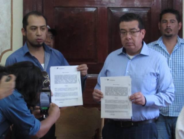 Suspende comuna capitalina línea de gas en Cuauhtla y Loma Xicohténcatl