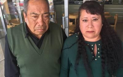 Padres de mujer asesinada claman justicia
