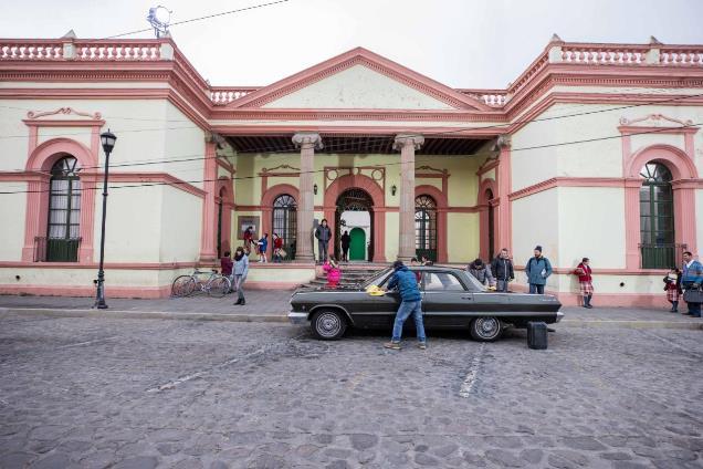 Serie streaming deja 2.6 mdp de derrama económica en Tlaxco