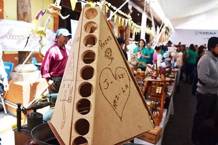 Realizarán en Tlaxco tianguis del trueque del mercado de artesanías