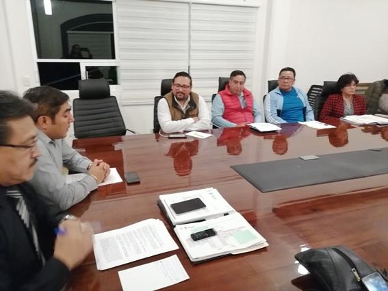 En instalaciones dignas, sesiona cabildo de Totolac