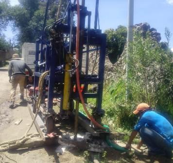 El barrio de Tzautla contará con un puente: Rivera Mora