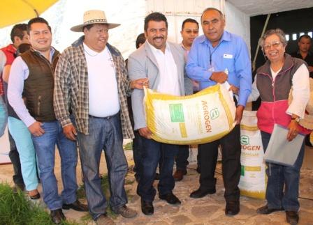 En Tepetitla, el apoyo al campo es una realidad: alcalde