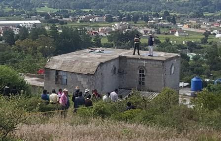 Recuperan 20 mil metros cuadrados invadidos en panteón de Tizatlán