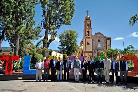 Tlaxco celebra su tercer aniversario como Pueblo Mágico
