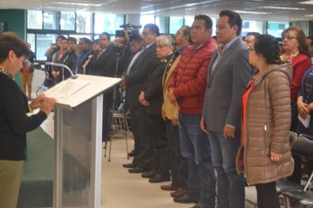Tzompantepec sede de la XVII reunión de Estrategias de Prevención del Delito