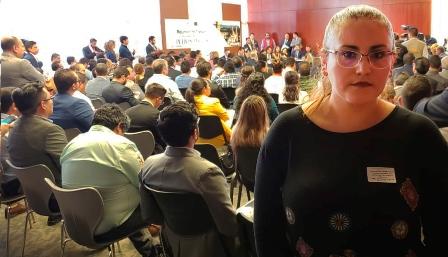 Alcaldesa de Tlaxco asiste a reunión de pueblos mágicos