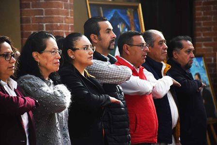 Tlaxco conmemora al héroe revolucionario Gabriel M. Hernández