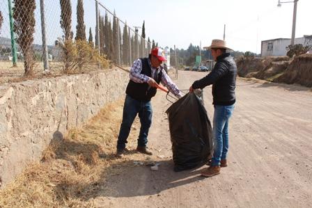 Reto basura Challenge fomenta el hábito de tener un municipio limpio