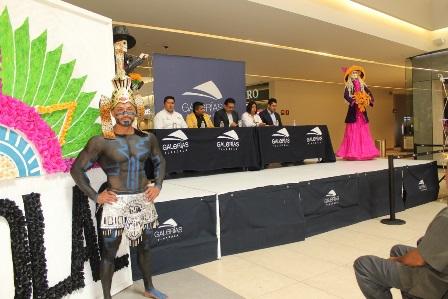 Actividades culturales, presentes en el Festival de día de muertos en Totolac