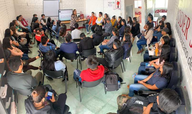 Ofrecerá IMJ de Tlaxcala taller Finanzas y Modelo de Negocios