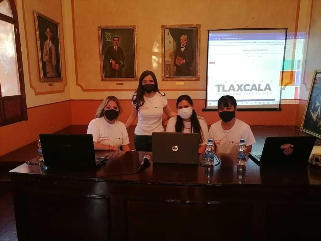 Realizan en la capital primer taller virtual Adopta un Abuel@