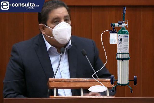 Ante la falta de oxígeno, es urgente que el gobierno declare un plan de emergencia