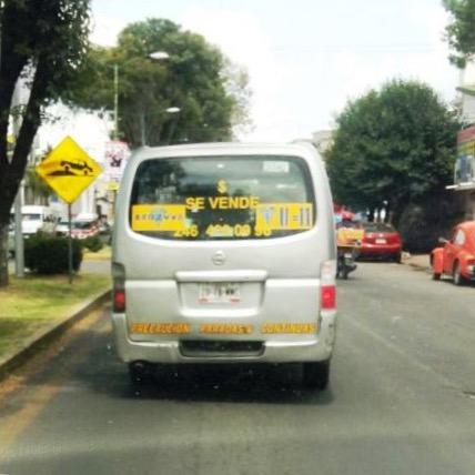 Impiden parada a Taxi-Tlax en Chiautempan y usuarios se quejan