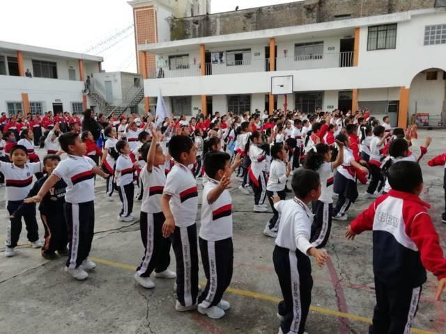 Realiza IDET programa Fiesta de Habilidades a San Pablo del Monte