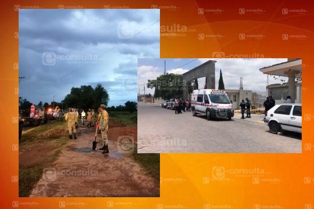 Rubén Pluma duerme, mientras se ejecuta un secuestro en Tlaltelulco