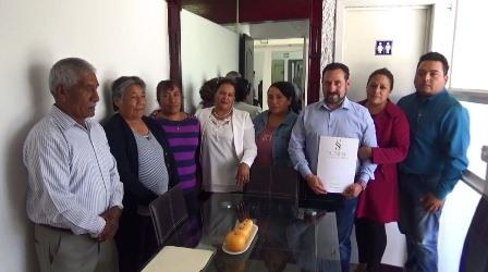 """En San José Teacalco será posible """"La casa de la Salud"""""""