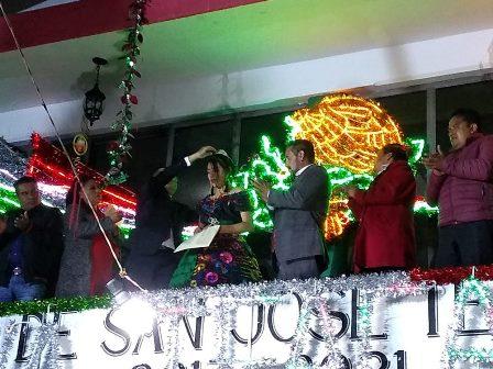 Saldo Blanco reportan en San José Teacalco por las fiestas patrias