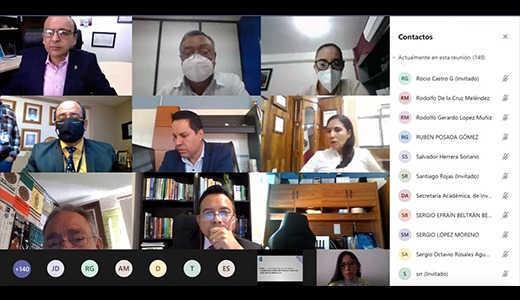 Destaca SEPE-USET participación del tecnológico superior de Tlaxco en reunión nacional