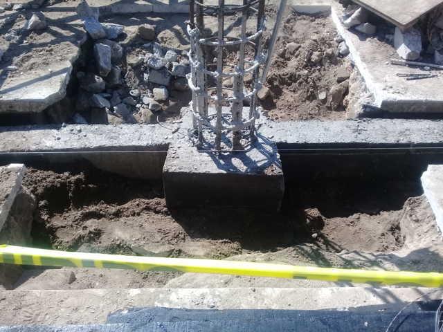 Alcalde mejora la infraestructura educativa del Cobat 2 con una techumbre