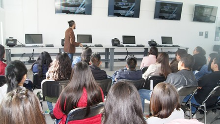 Alumnos de la UPT Región Poniente se capacitan con tecnología innovadora