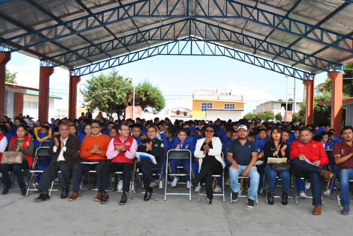 Ayuntamiento promueve la cultura de la prevención del delito