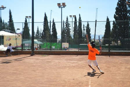 Arranca participación el tenis tlaxcalteca en olimpiada de Chihuahua