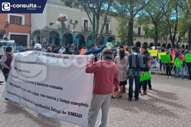 Exigen la destitución de Teodardo Muñoz por presuntos actos de irresponsabilidad