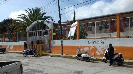 Atiende Gobierno de Lardizábal daños en instituciones educativas
