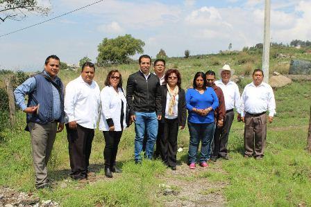 Logra alcalde de Tepeyanco libre tránsito de vecinos de una colonia