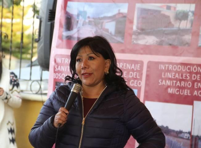 Cumple presidente de Tepehitec con Segundo Informe de actividades