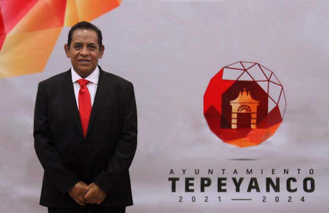 Gaudencio Morales nuevo presidente municipal de Tepeyanco