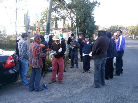 Intensifican limpieza para evitar inundaciones en Tepeyanco