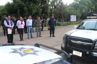 Ayuntamiento de Tepeyanco adquiere nuevas patrullas