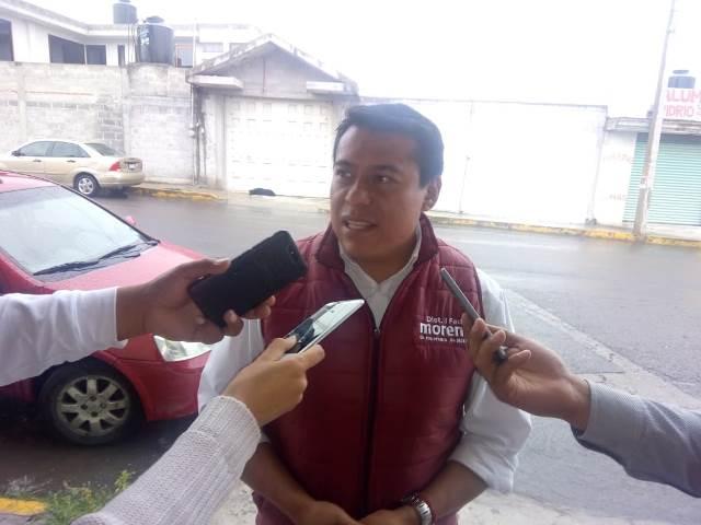 No estuve allí pero apoyo a la ciudadanía de Chiautempan: Terán
