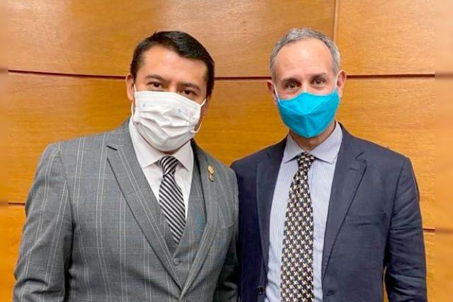 Reconocemos al personal médico de México en la lucha contra la pandemia: Terán
