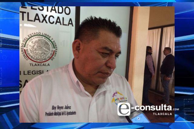 Edil Amoroso va cambiando siete tesoreras en lo que va de su administración