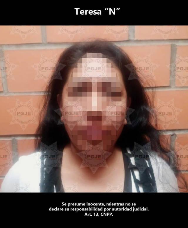 Detienen en Zacatelco a secuestradora implicada en 2015