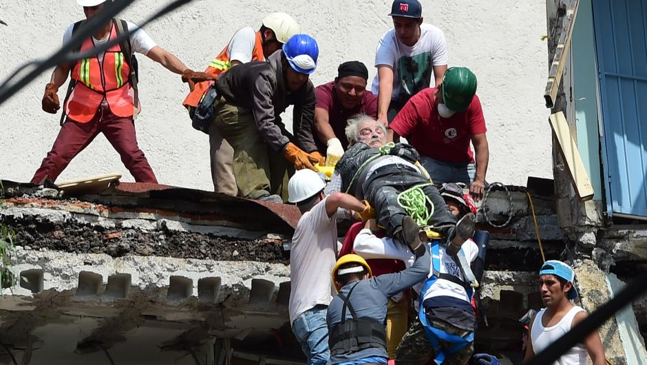 El IMSS informa sobre el sismo
